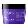 Revlon Professional Be Fabulous C.R.E.A.M. Mask For Fine Hair - Маска для тонких волос