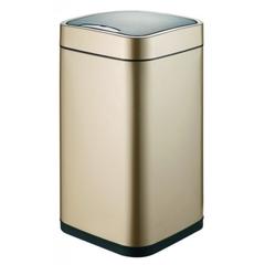 Ведро для мусора WeltWasser WW RONE CG 35L шампань золото