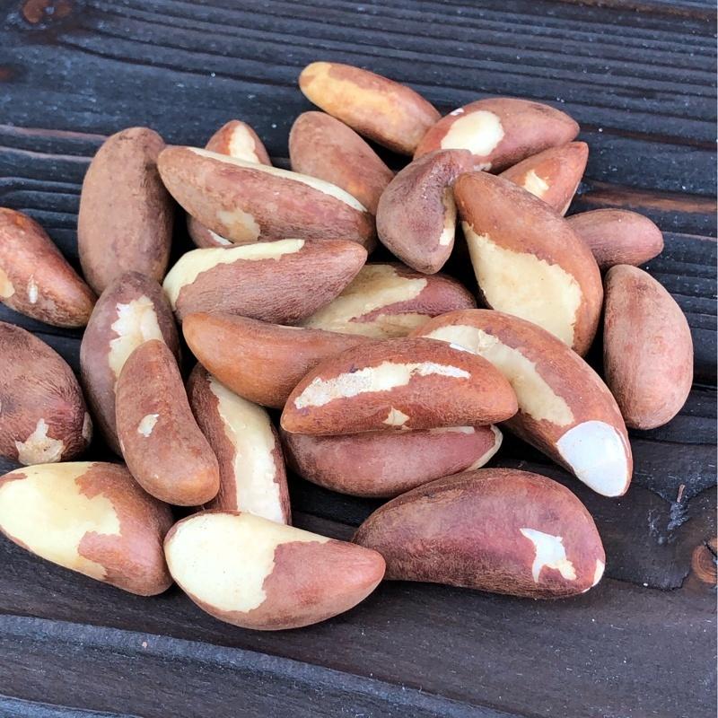 Фотография Бразильский орех, 100 г. купить в магазине Афлора