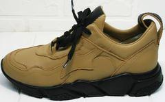 Стильные женские кроссовки Poletto 2408 DB