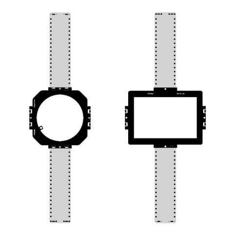 Focal Kit de Montage 100ICW6 & 100IC6ST