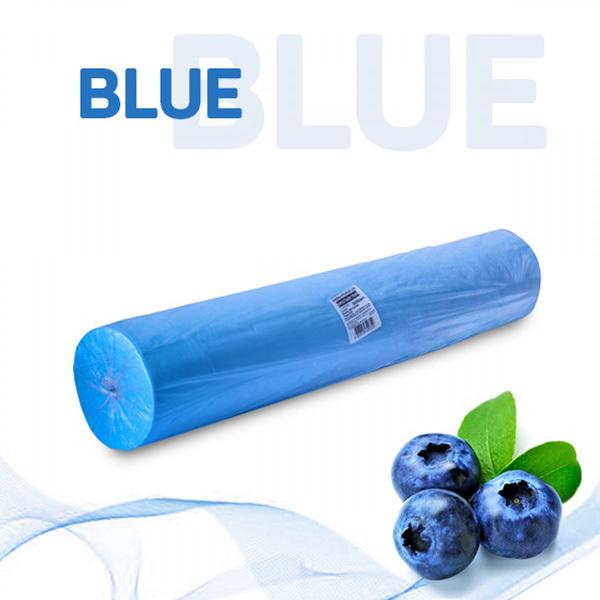 Одноразовые простыни Одноразовые простыни  Стандарт в рулоне голубые, СМС, 200х70см (100шт/уп) Простыни-в-рулоне-голубые.jpg