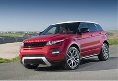 Защита передних фар прозрачная Land Rover EVOQUE 2012- (221140)