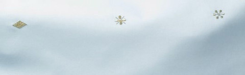 Пододеяльник 155х200 Christian Fischbacher Luxury Nights Piccolini 706