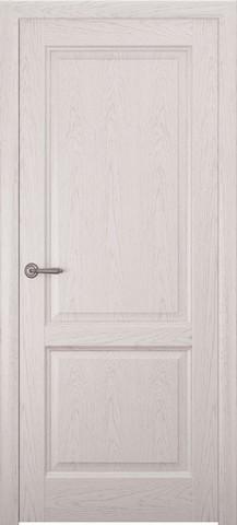 Дверь Визаж Классика, цвет ясень белый, глухая