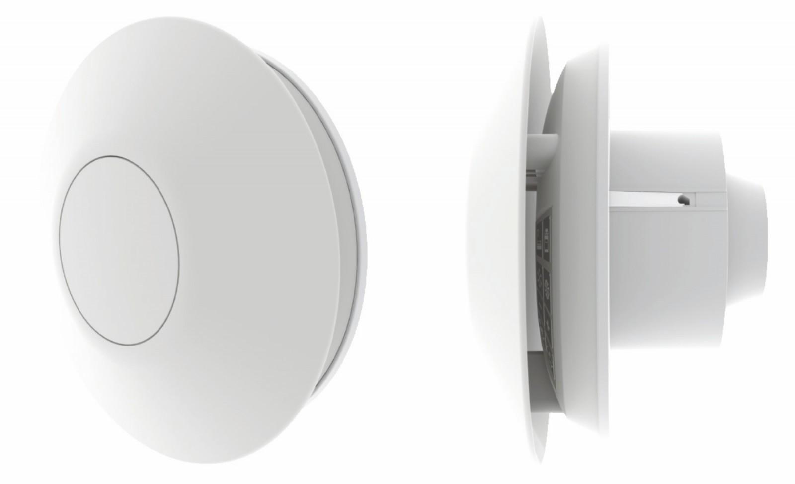 Вентиляторы накладные Marley (Германия) Вентилятор накладной Marley MP-100S (Premium P11) (таймер, датчик влажности, программируемый) вр01.jpg