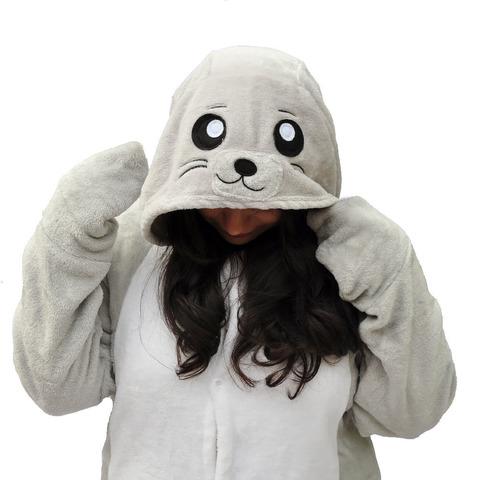 Тюлень детский