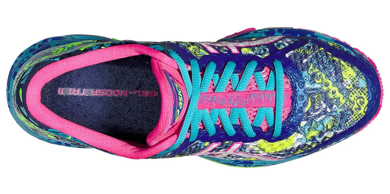 Женские беговые кроссовки Asics Gel-Noosa Tri 11 (T676N 4301) фото сверху