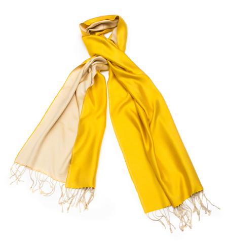 Шарф 50х180 AM Paris Parati24 желтый