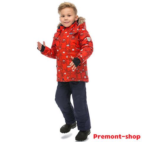 Зимний комплект Premont Джаспер Ред WP82209