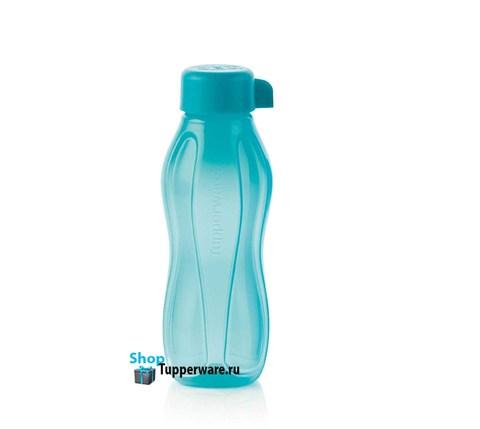 бутылка эко мини 310мл бирюзовая