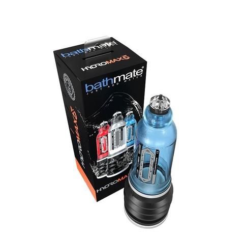 Гидропомпа HydroMax5 синяя (стар. арт. HM-20-AB Hydromax x20) фото