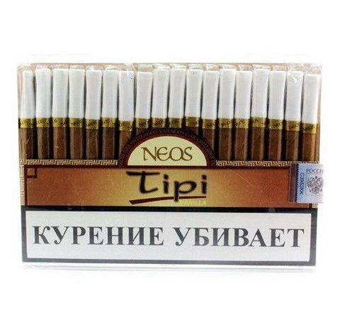 Сигариллы Neos Tipi Vanilla 50 шт