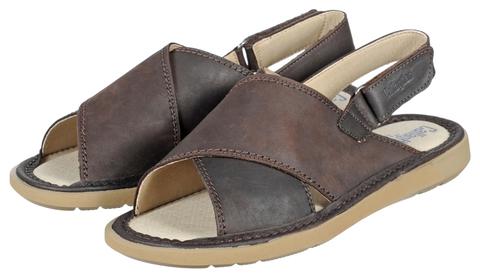 92302 USED MARRON сандалии мужские  CallagHan