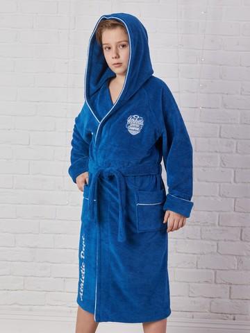 ATHLETIC DEPT (Royal) халат для мальчика  Five Wien (Турция)