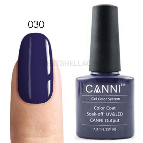 Canni Canni, Гель-лак 030, 7,3 мл 030.jpg