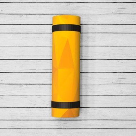 Коврик для йоги Africa 173*61*3мм из микрофибры и каучука