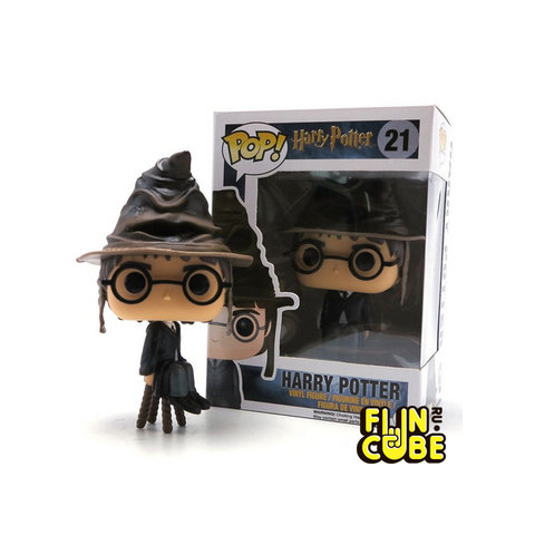 Funko Harry Potter in Hat (No.21)