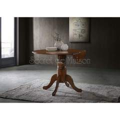 Cтол обеденный Secret De Maison CLIFF (mod. 4242PE-30OAK-T/B) — коричневый