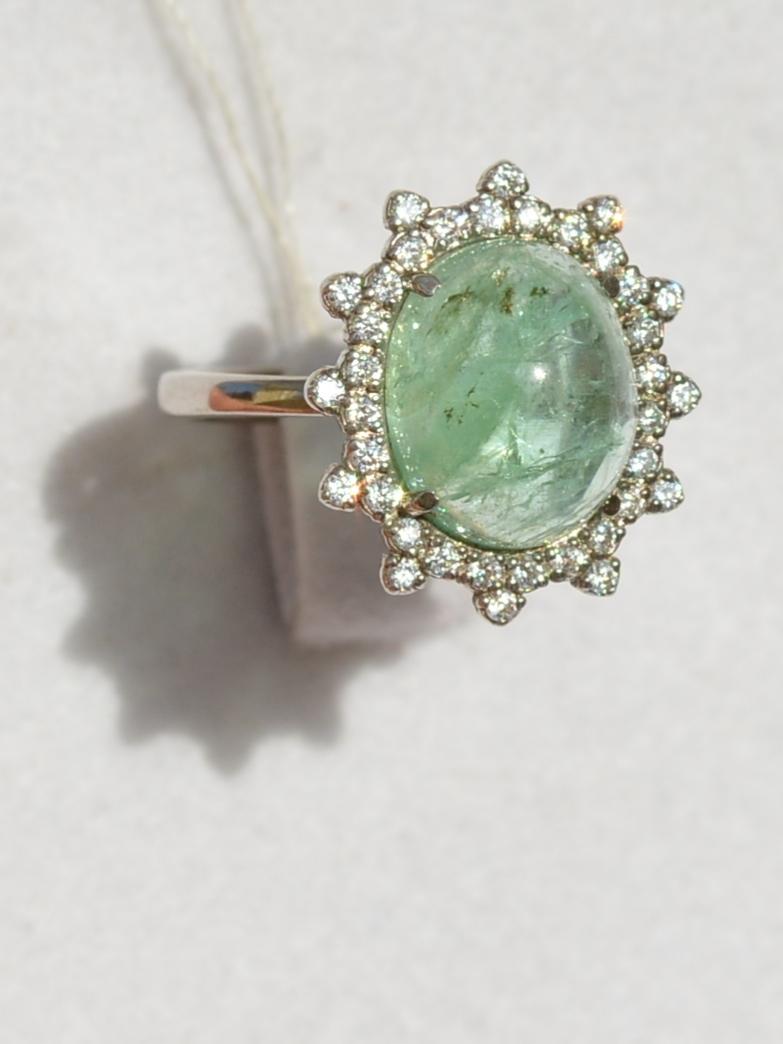 Кэтрин (кольцо  из серебра)