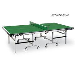Теннисный стол DONIC TABLE WALDNER CLASSIC 25 GREEN  ITTF