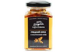 Грецкий орех в каштановом меду, 290г