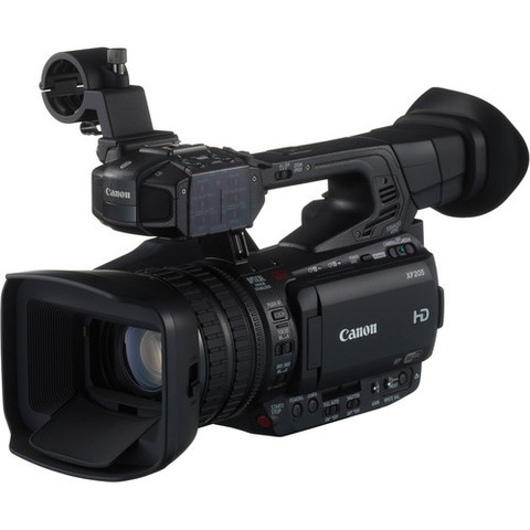 Canon XF-205 (PAL)