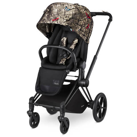 Cybex Priam Lux Butterfly 2 в 1