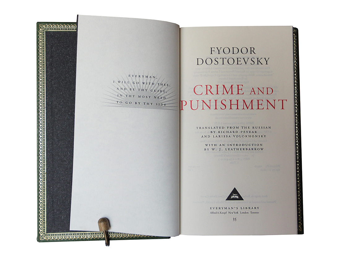 Dostoevsky F. Crime and Punishment