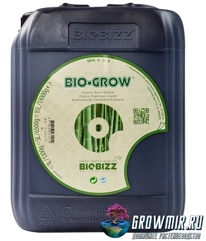 Bio-Grow BioBizz 10л