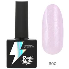 Гель-лак RockNail Basic 600 Pink Dollars