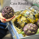 Артишоки Casa Rinaldi жареные на гриле 2,75 кг
