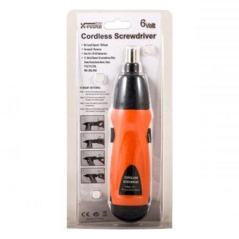 Электрическая отвертка X-Power Cordless Screwdriver