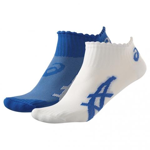Asics 2ppk женские sock Носки беговые короткие