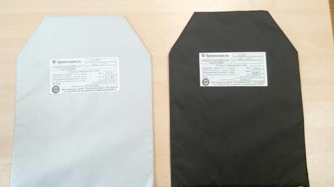 Бронепластины 2 класс (софт гибкий пластик)