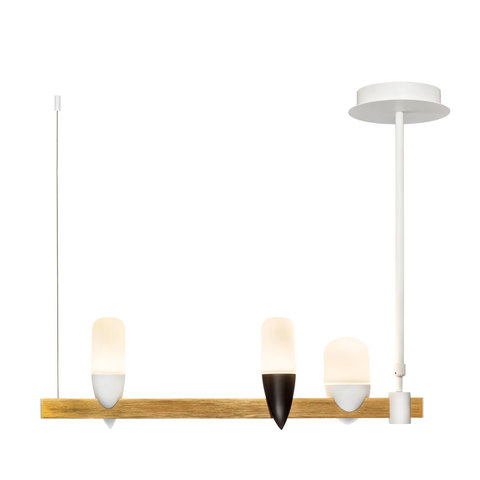 Подвесной светильник LOFT IT 1028-3WH