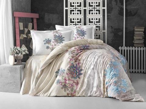 Комплект постельного белья Ранфорс Неон 1,5-спальный