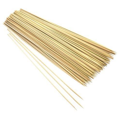 Палочки (шпажки) для декора, бамбук, 15 см, 85-90 шт, 3 мм.