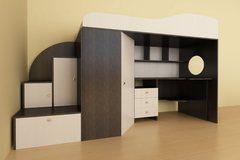 Кровать-чердак Кадет1