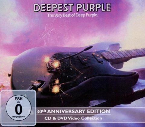 Deep Purple / Deepest Purple - The Very Best Of (CD+DVD)