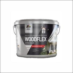 Краска универсальная Dufa Premium WOODFLEX База 3 (Прозрачный)