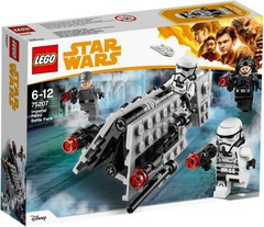 Star Wars TM Боевой набор имперского патруля 75207
