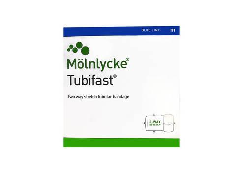 Тубифаст (Tubifast) синяя линия 7,5см х 10м, 2 шт в наборе