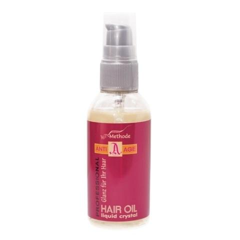 Масло для питания и блеска волос HAIR OIL LIQUID CRYSTAL