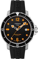 Мужские швейцарские часы Tissot T-Sport Seastar 1000 T066.407.17.057.01