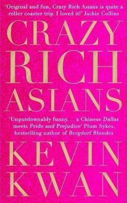 Kitab Crazy Rich Asians   Kevin Kwan
