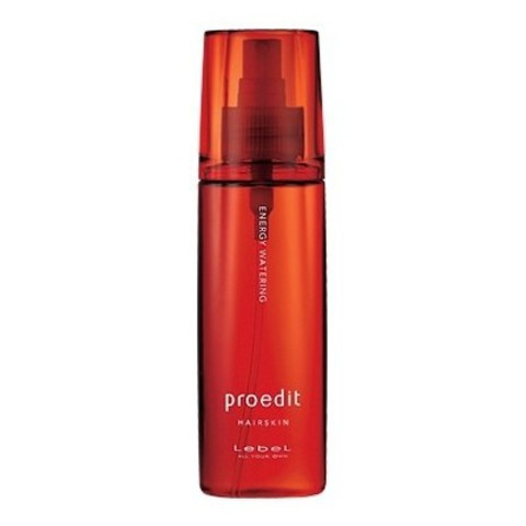 LEBEL Термальный лосьонс для кожи головы и волос «Энергия» Energy Watering