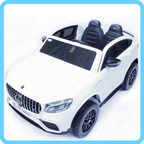 Mercedes-AMG GLC 63S Coupe (ЛИЦЕНЗИОННАЯ МОДЕЛЬ) (Полноприводный, двухместный)