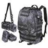 Тактический рюкзак 4 в 1 Cool Walker 001 ACU