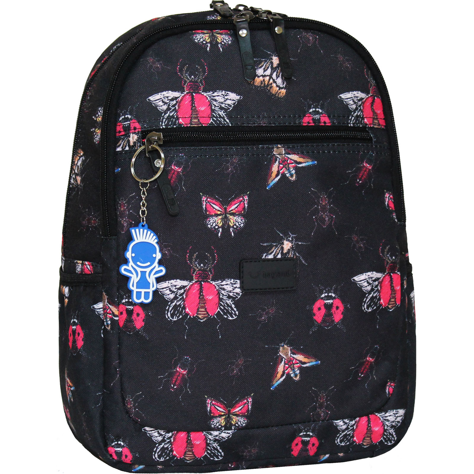 Детские рюкзаки Рюкзак Bagland Young 13 л. сублімація 154 (00510664) IMG_8617_арт.154_.JPG